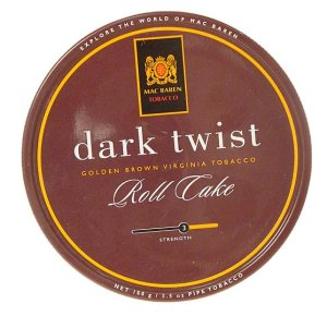 MacBaren: DARK TWIST ROLL CAKE