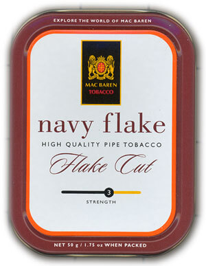 MacBaren: NAVY FLAKE