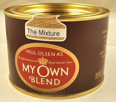 Paul Olsen: MY OWN BLEND