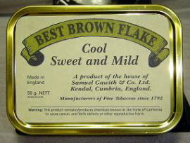 Samuel Gawith: BEST BROWN FLAKE